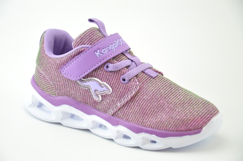 KangaROOS BABYSHINE-PURPLE
